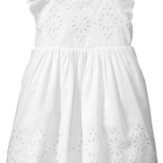 Scalloped Eyelet Dress from Gap Kids